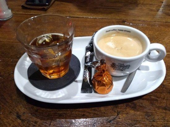 Gilze, The Netherlands: Kopje Koffie/ Kaffee