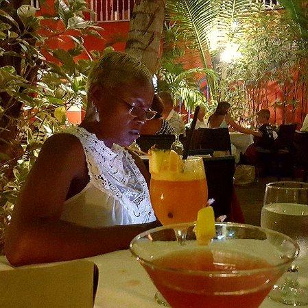 Parrot Cay Aufnahme