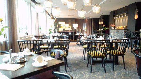 Radisson Blu Hotel, Tromso: breakfast area