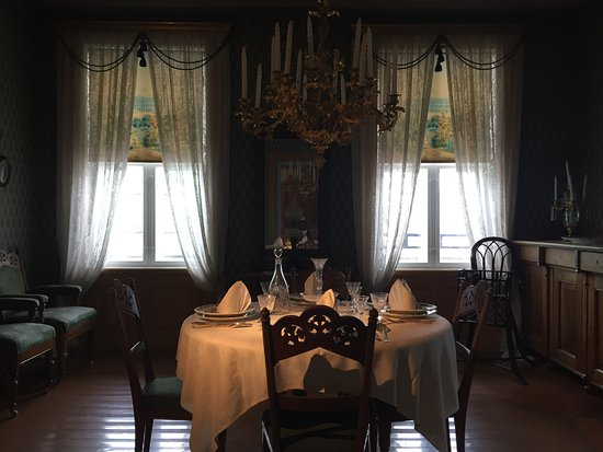 sala pranzo anni \'20 - Picture of The Norwegian Museum of Cultural ...