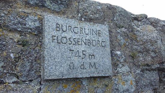 Flossenburg, Germany: 745 m. n m.