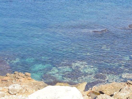 Riserva Naturale Orientata Monte Cofano: scorci sul mare