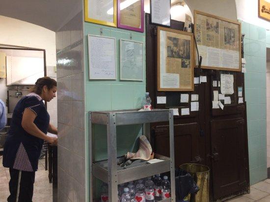 Trattoria da Maria : Comedor de la planta baja