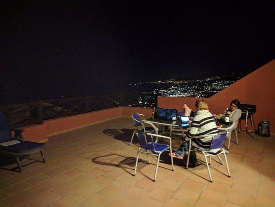 Casa Ida: Disfrutando de nuestra terracita