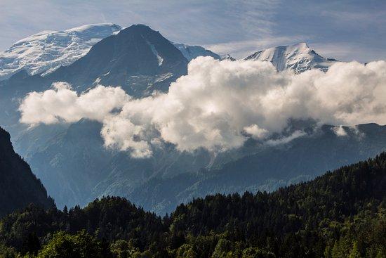 Bilde fra Montblanc
