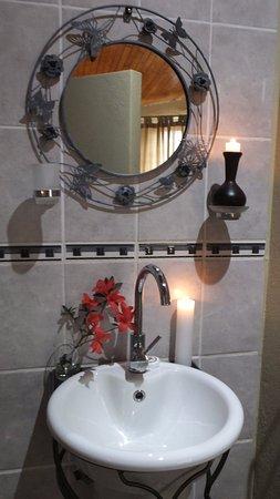 Sabie, جنوب أفريقيا: Elephant Room Bathroom