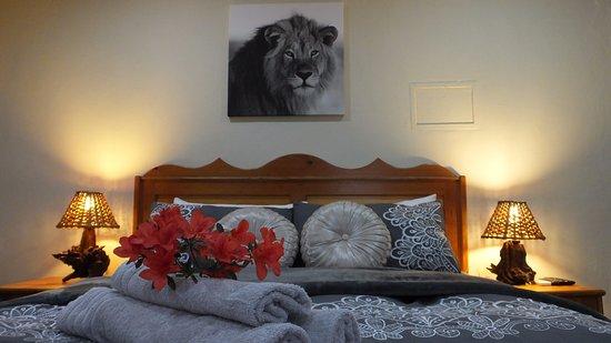 Sabie, África do Sul: Lion Room
