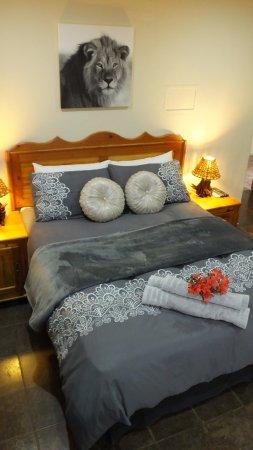 Sabie, South Africa: Lion Room