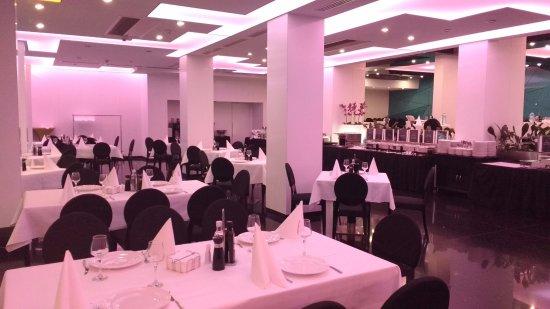 Plaza V & Plaza V Executive Hotel: Het restaurant