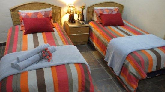 Sabie, South Africa: Leopard Room