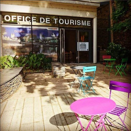 Office de tourisme d 39 angers loire metropole france top tips before you go with photos - Office de tourisme maine et loire ...