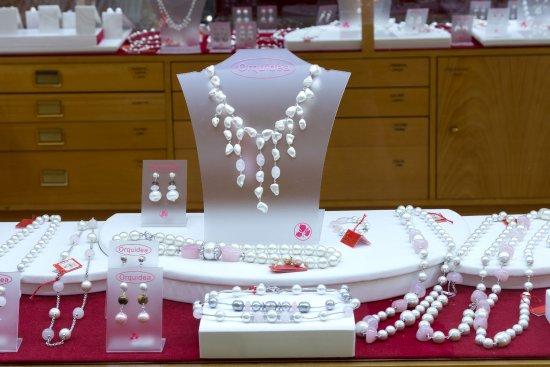 9876ad22d5df Les perles ORQUIDEA  fotografía de Perlas Orquidea S.A.