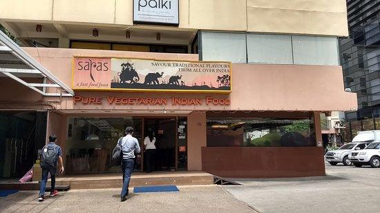 Saras, Pure Vegetarian Indian Restaurant: photo0.jpg