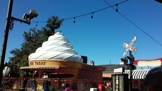 Wernersville, PA: The Cone!