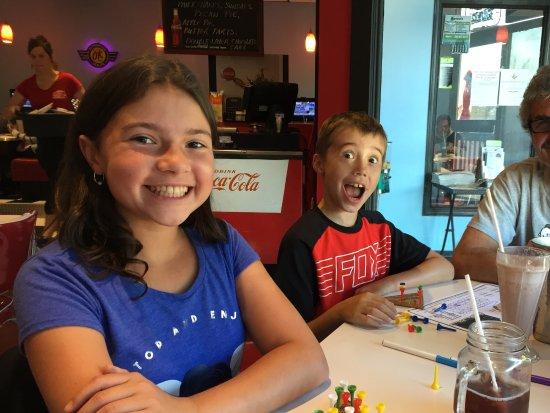 Minden, Kanada: Fun with the Grandkids!