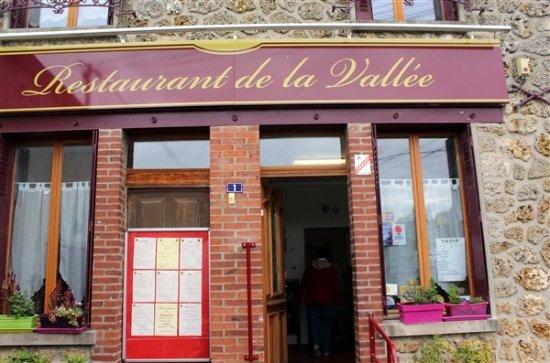 Saint-Gabriel-Brecy, Francia: le restaurant