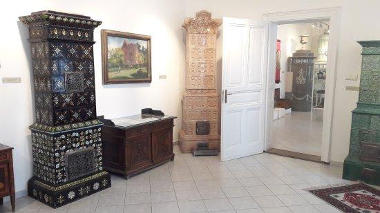 Cserépkályha-történeti Kiállítás