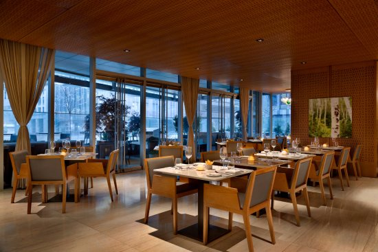 Shangri-La Hotel Toronto: Bosk Restuarant