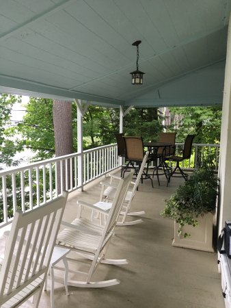 Fairlee, VT: Love the porch