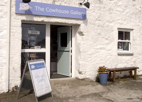 Perranuthnoe, UK: Gallery exterior