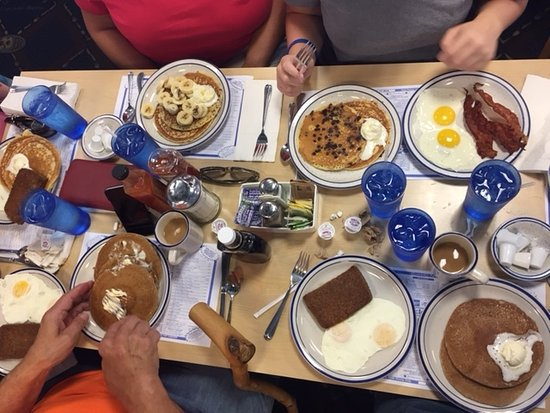 Uncle Bill's Pancake House in Cape May, NJ