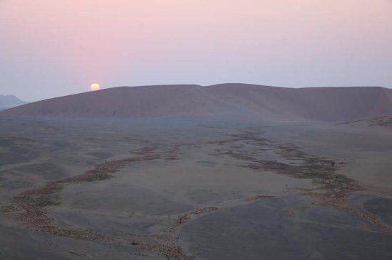Sesriem, Namibia: Dune 45