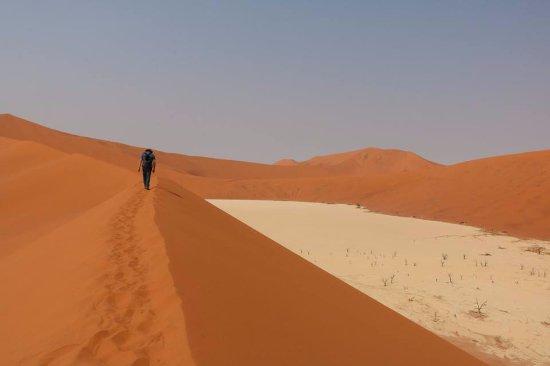Sesriem, Namibia: Big Daddy
