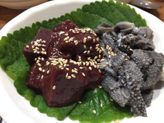 Chungju, Corea del Sur: 양념 갈비