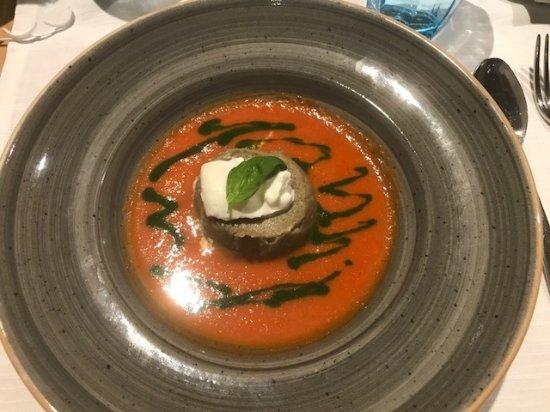 Flan di melanzane picture of caterina cucina e farina - Caterina cucina e farina ...