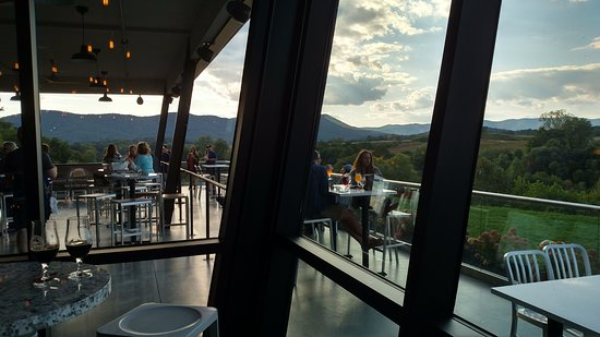 Daleville, VA: Another view from our table at Ballast Point