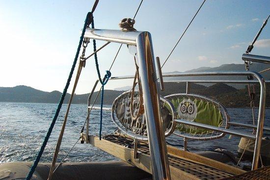 Evita - Picture of Boat Trips by Captain Ergun, Kas - TripAdvisor