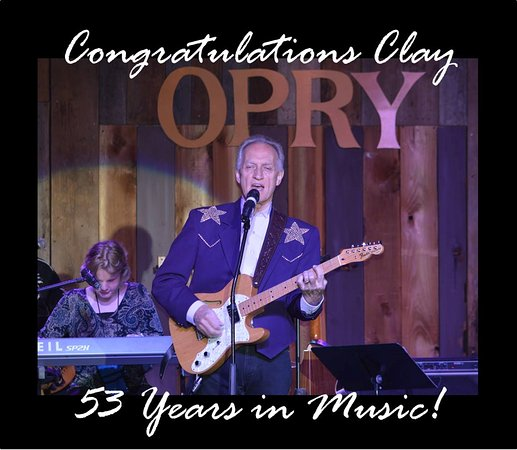Benton, KY: 53 years playing music. 30 of them were at the Kentucky Opry