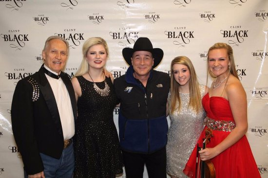Benton, KY: Clay and the Opry Chicks with Clint Black