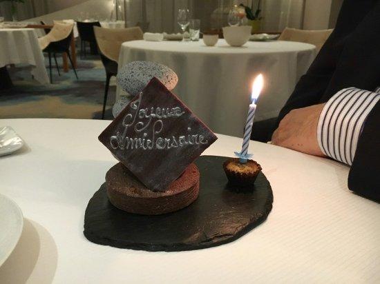 L'Auberge des Glazicks : Geburtstagsgruß