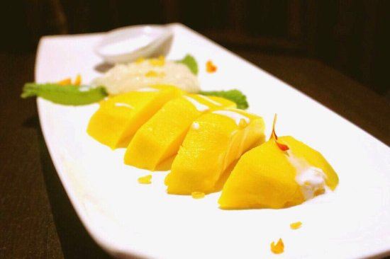 My Asia: Sticky rice mango