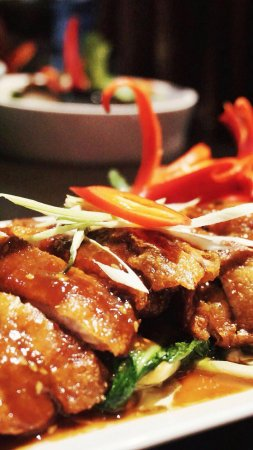 My Asia: Grilled crispy duck