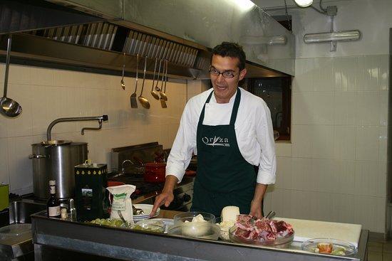 Desana, Italy: corso di cucina