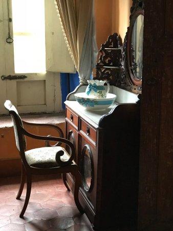 Museo Exhacienda San Gabriel de Barrera: Cuarto de baño