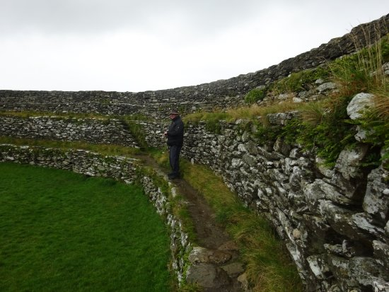 Grianan Of Aileach: The Fort