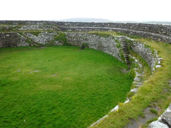 Grianan Of Aileach: Fort