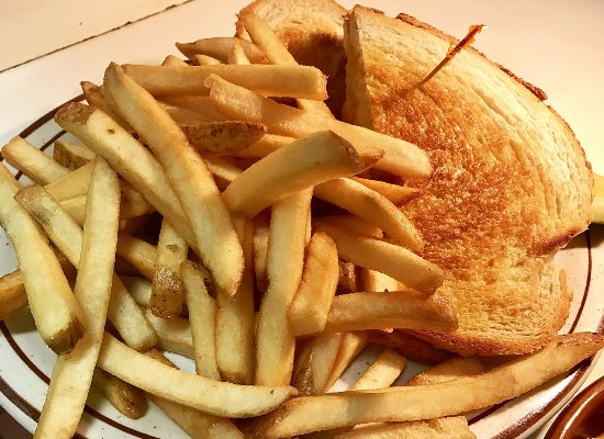 Petoskey, MI: A Pub favorite, the Grilled Cheese