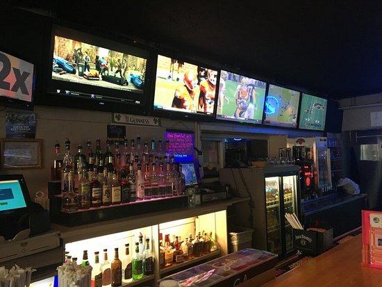 Mechanicville, Νέα Υόρκη: sorts bar