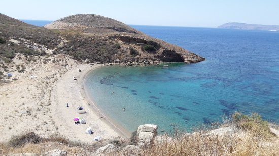 Marmari, Griechenland: at 2pm