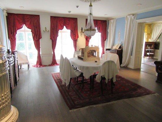 sala da pranzo - Bild von Buddenbrookhaus, Lübeck - TripAdvisor