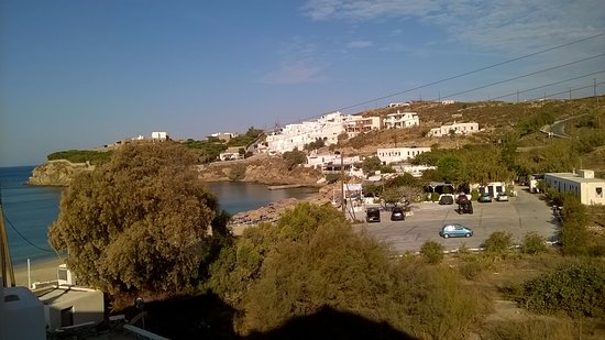 Artemis Hotel: Balcony view, room 10. (1 of 2)
