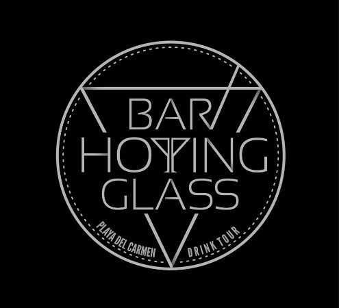 Bar Hopping Glass