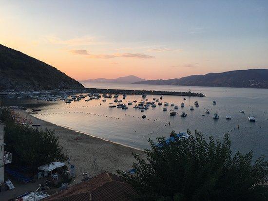 Da Artemio Spiaggia Del Porto Palinuro