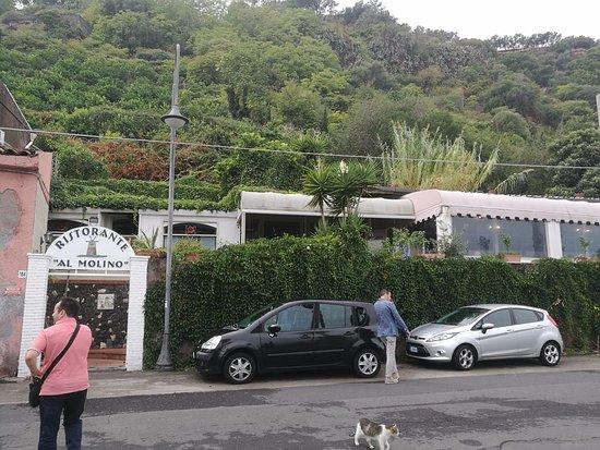 Santa Maria La Scala Sicily Restaurants