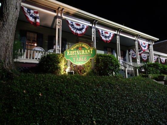 Walnut Hills Restaurant: Walnut Hills