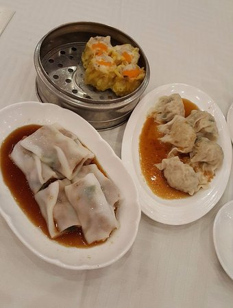 Tustin, Kaliforniya: Assorted Dim Sum